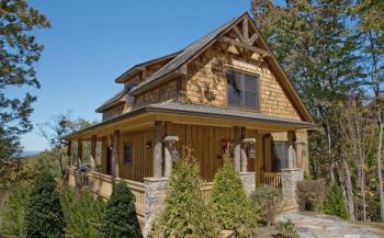 Mountain Rustic Plan 2000 Square Feet 4 Bedrooms 3