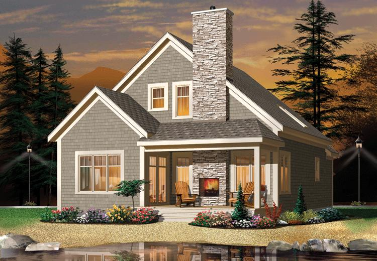 Narrow Lot Plan 1742 Square Feet 2 3 Bedrooms 2