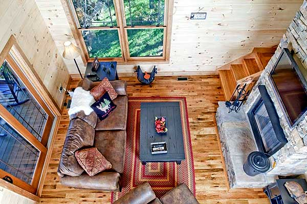 Mountain Rustic Plan 2000 Square Feet 4 Bedrooms 3 Bathrooms 8504 00086