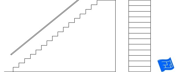 Staircase Design Ideas   Cantilever Staircase Structural Design   Steel   Structure   Metal   Exposed Brick Wall   Wood