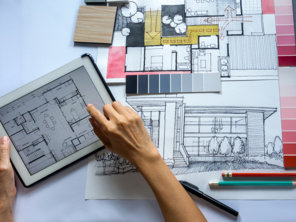 Architect And Interior Designer Difference