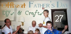 27 Offbeat Father's Day DIYs & Crafts