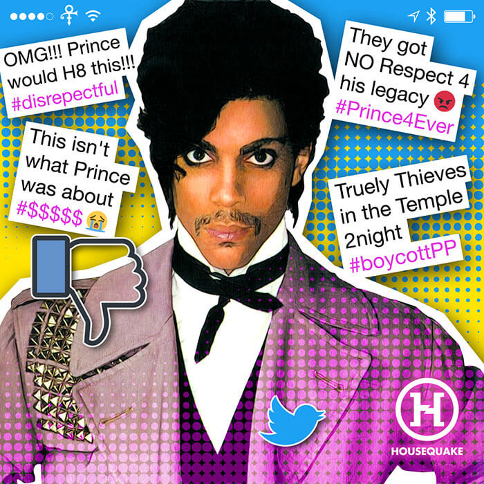 """""""It's not what Prince would have wanted"""" 1"""