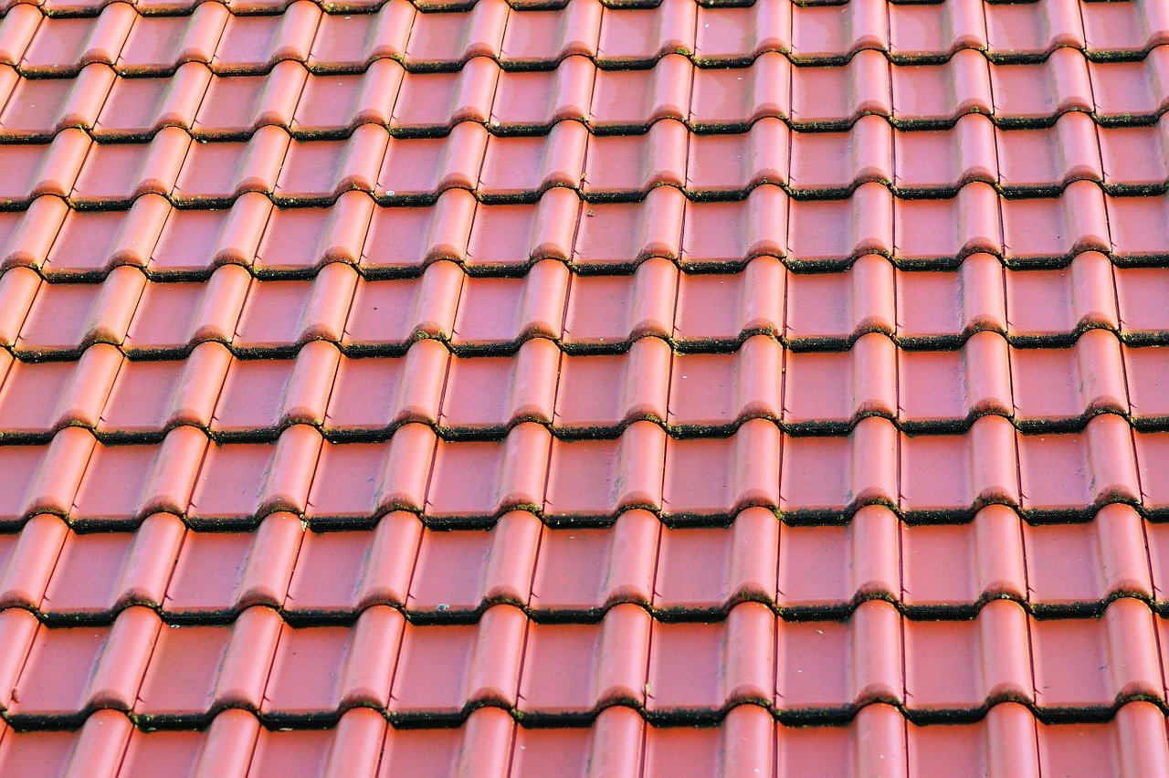 what is a composite roof tile