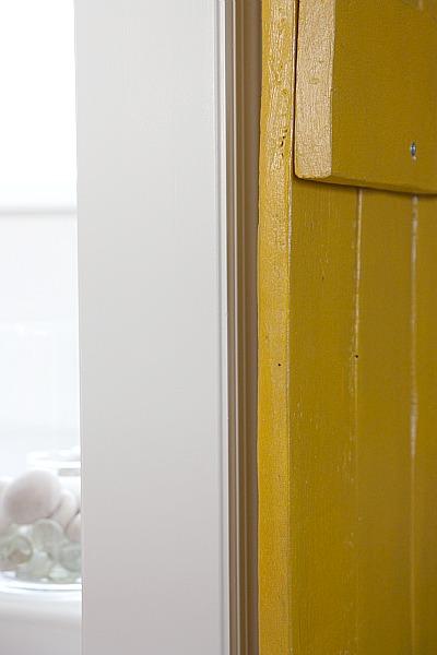 Painting Door Frames