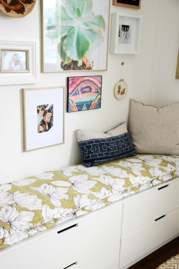 IKEA dresser bench 4