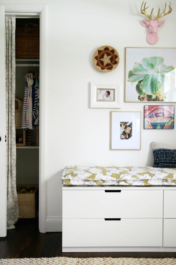 IKEA dresser bench 5