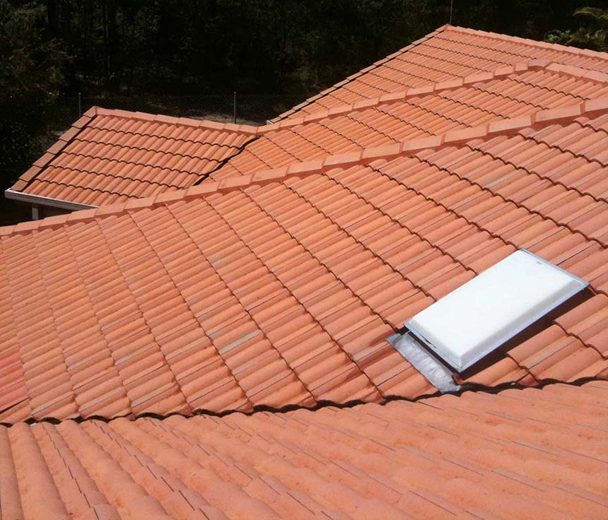 After Roof Washing| Roof Cleaning Brisbane | House Washing Experts™