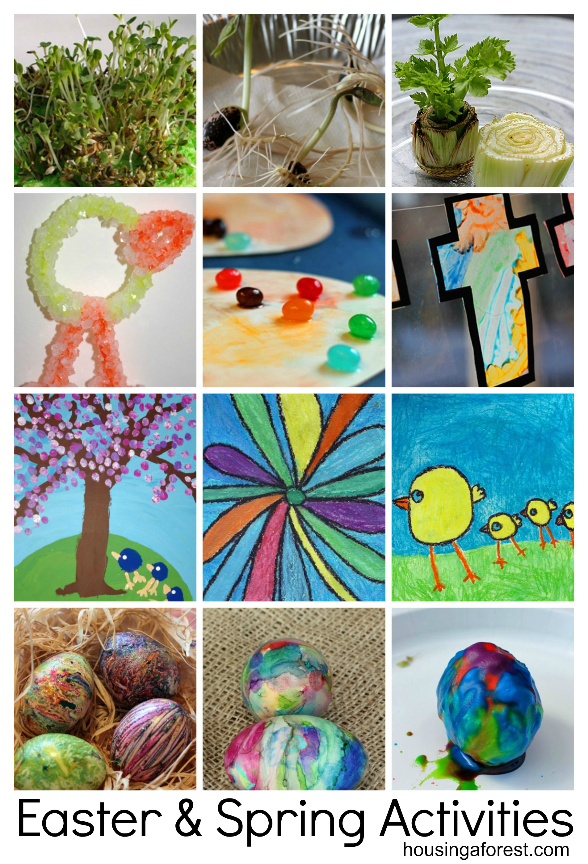Easter And Spring Activities