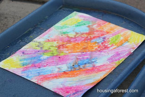 5 Fun Ways to Paint in the Rain
