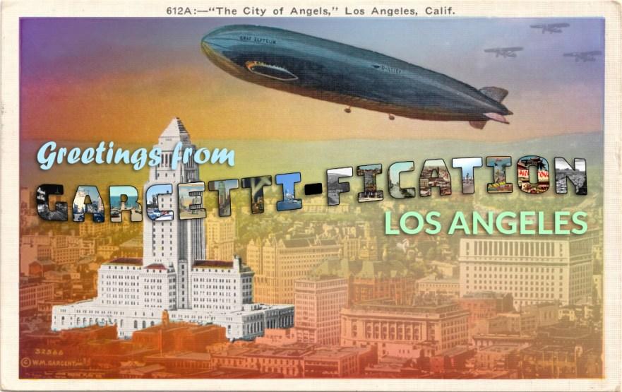 Housing Human Right gentrification Los Angeles Eric Garcetti
