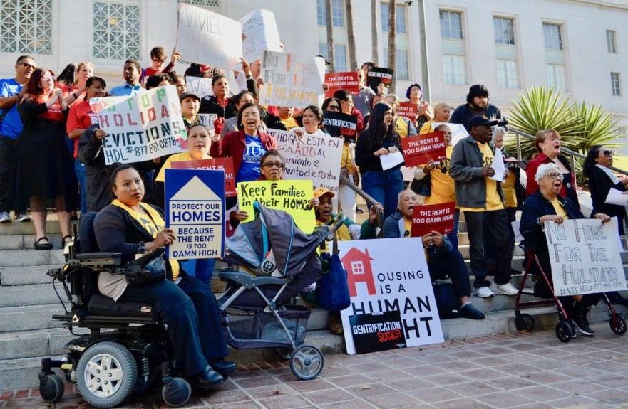 Housing Is A Human Right Rental Affordability Act California