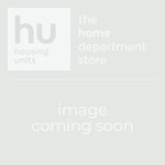 Kensington 200cm Bone White Marble Dining Table 6 Parker Chairs
