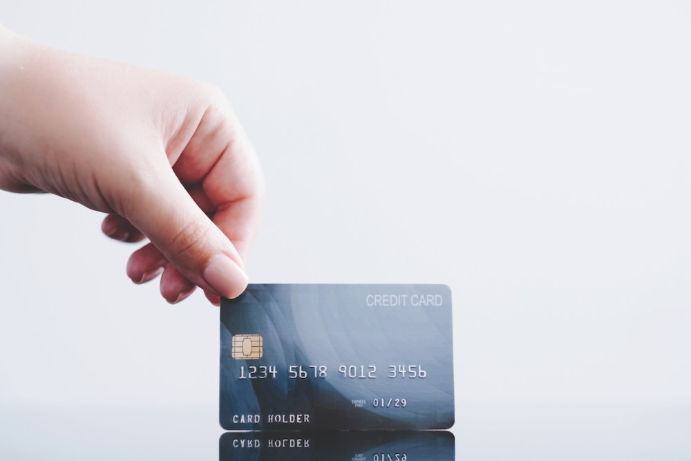 online payment credit card finance manage money