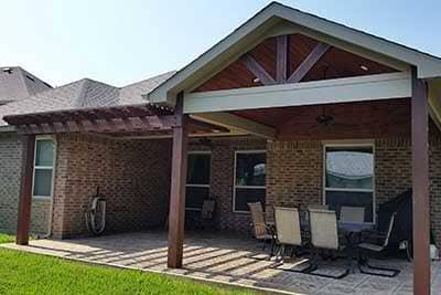 houston custom patios and decks