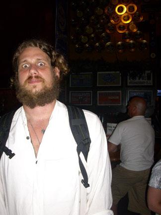 Brandon Holley, Flying Saucer, 7.27.08