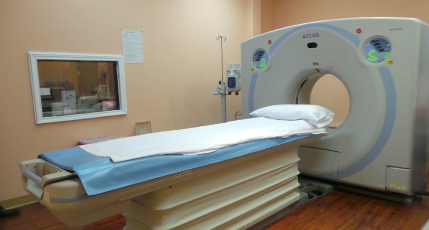 CT CAT Scan