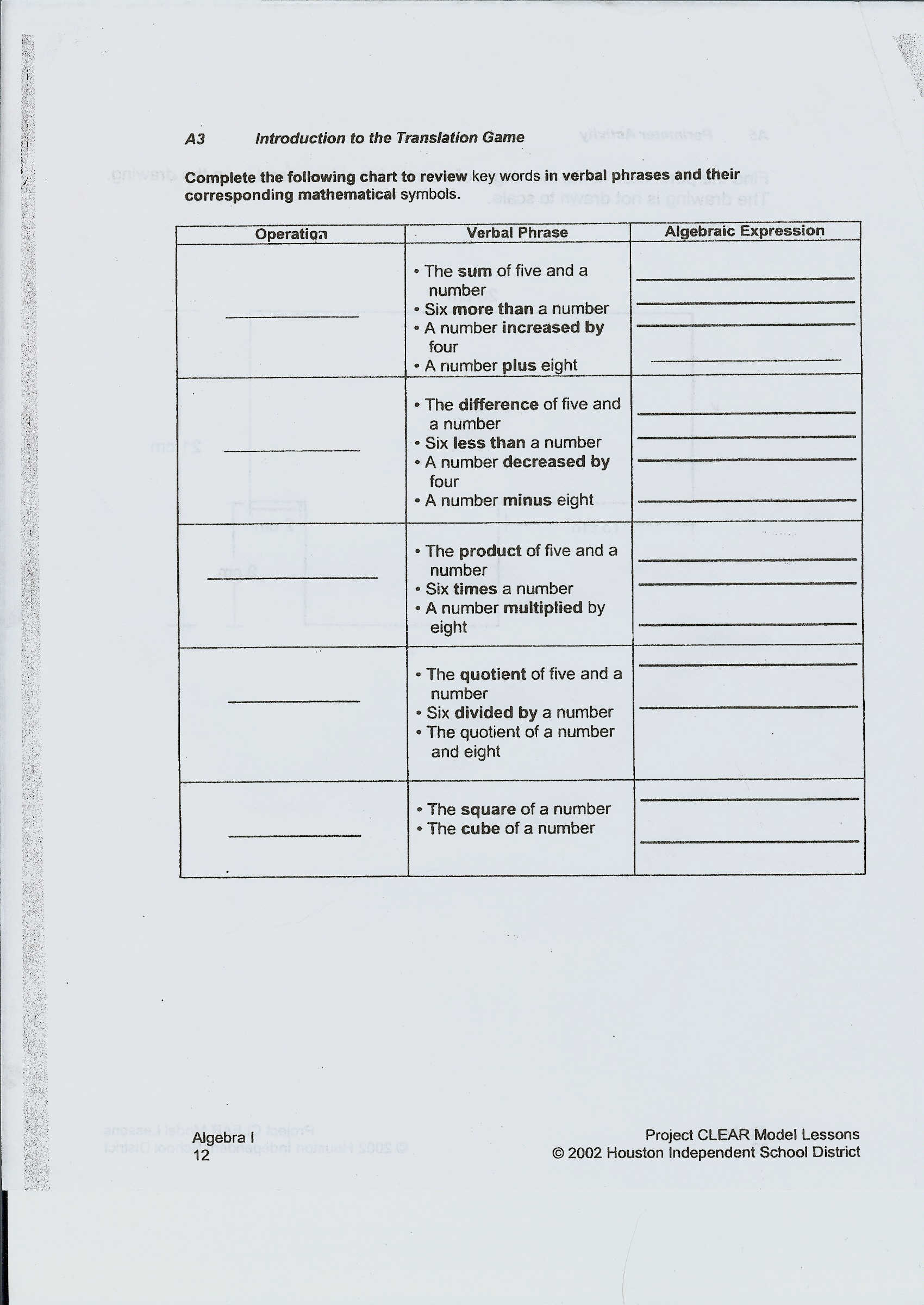 Printables Activity Worksheet Distance And Midpoint Exploration Answers Mywcct Thousands Of
