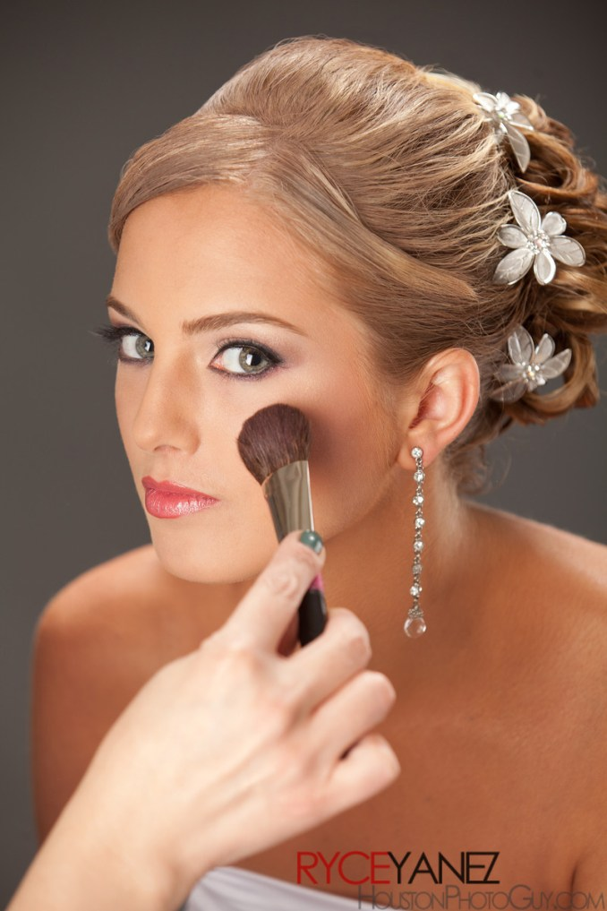 houston makeup inc. - make up - airbrush - spray tanhair