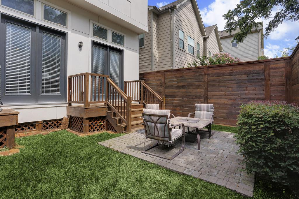 patio homes for sale in houston tx