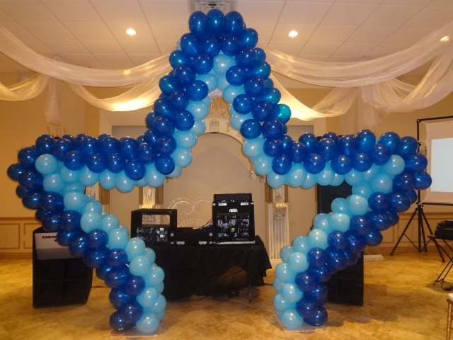 Cinderella Quince Stage Decorations