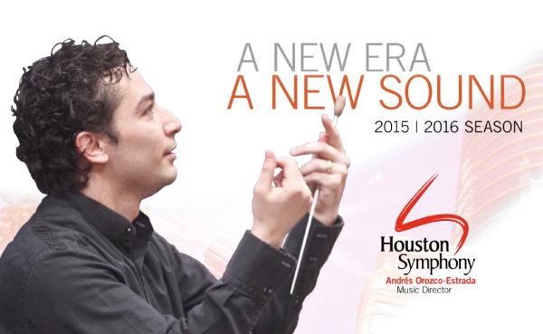 2015-16 Houston Symphony Season Highlights