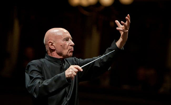 Christoph Eschenbach Houston Symphony