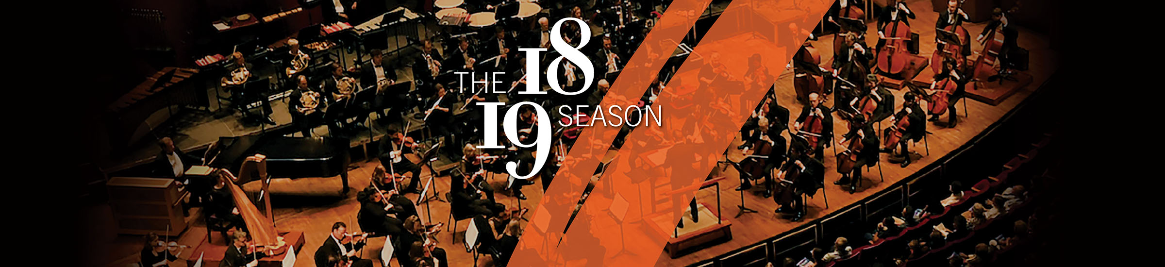 1819 Season Announcement Houston Symphony