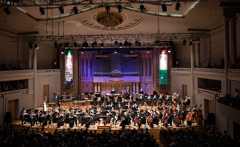 Buy tickets for the Houston Symphony concerts at Jones Hall. Tickets are on sale now for the concerts on Dec 07th, 08th, 09th , Jan 04th , and more! Houston Symphony tickets are expected to sell fast but we have great availability on resale tickets.