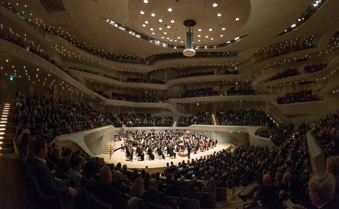 Houston Symphony, Hamburg