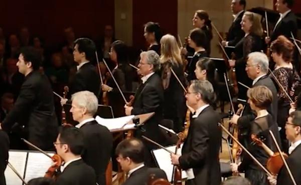 Houston Symphony European Tour Austria