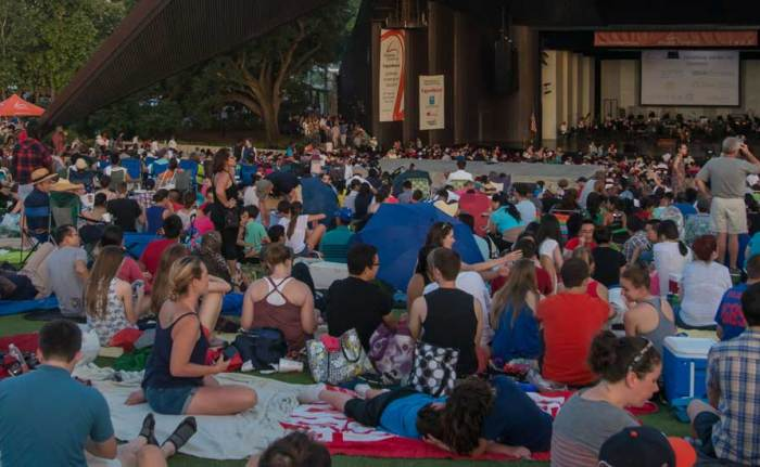 symphony miller outdoor concerts