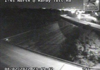 I-45 @ Hardy Toll Rd
