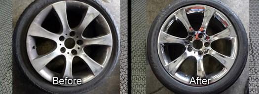 Houston Wheel Repair Rim Ed Chrome Fixing Bent