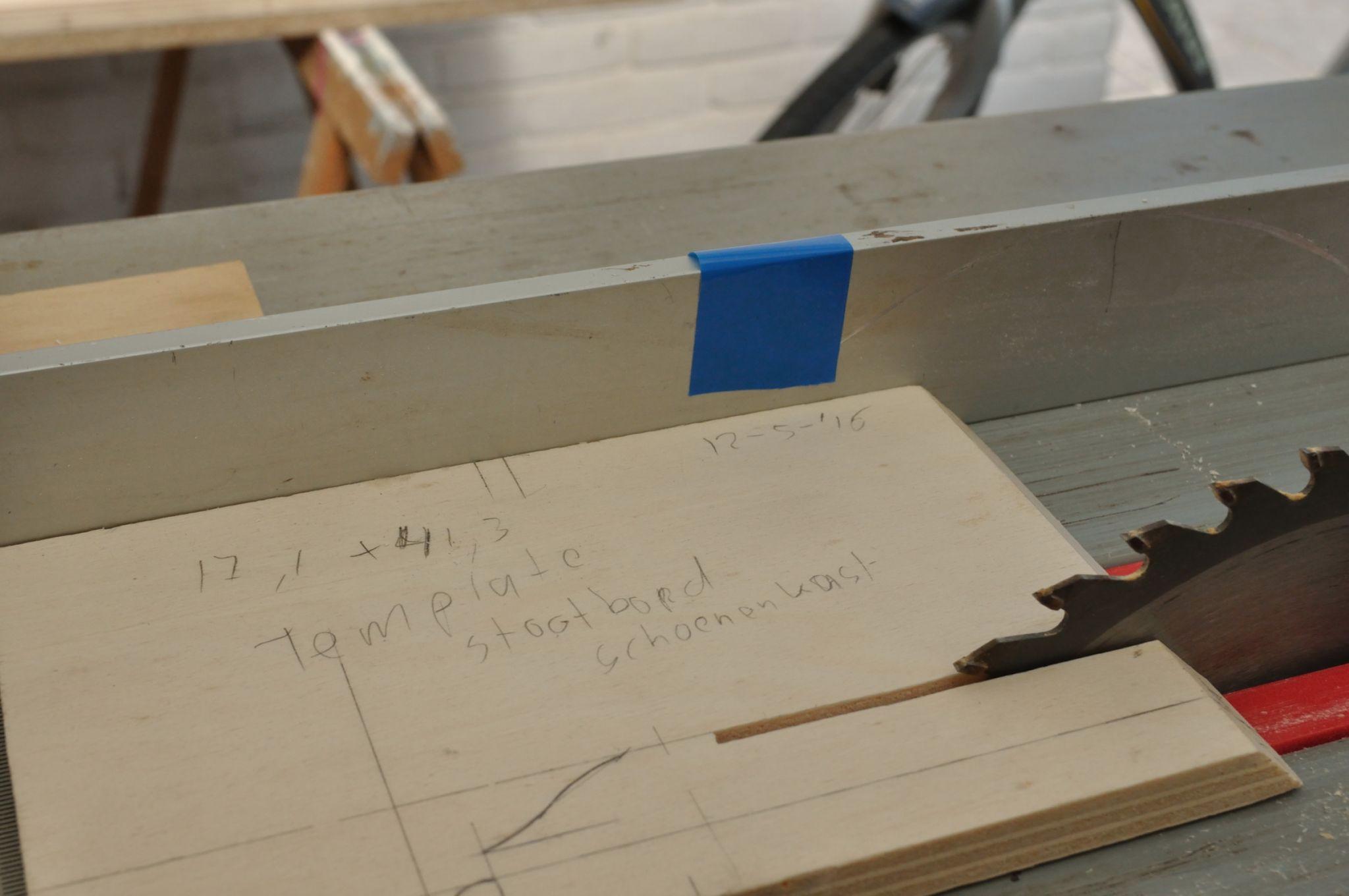 Tafel Voor Bovenfrees : Bovenfreestafel meubelatelier de praktijk w winsum