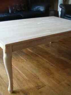 Salon tafel 120x75cm hoog 47cm