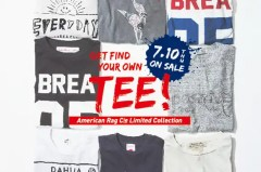 アメリカン ラグ シーと7つの人気ブランドの別注アイテムがリリース。 - FASHION NEWS(ファッションニュース) | HOUYHNHNM(フイナム)
