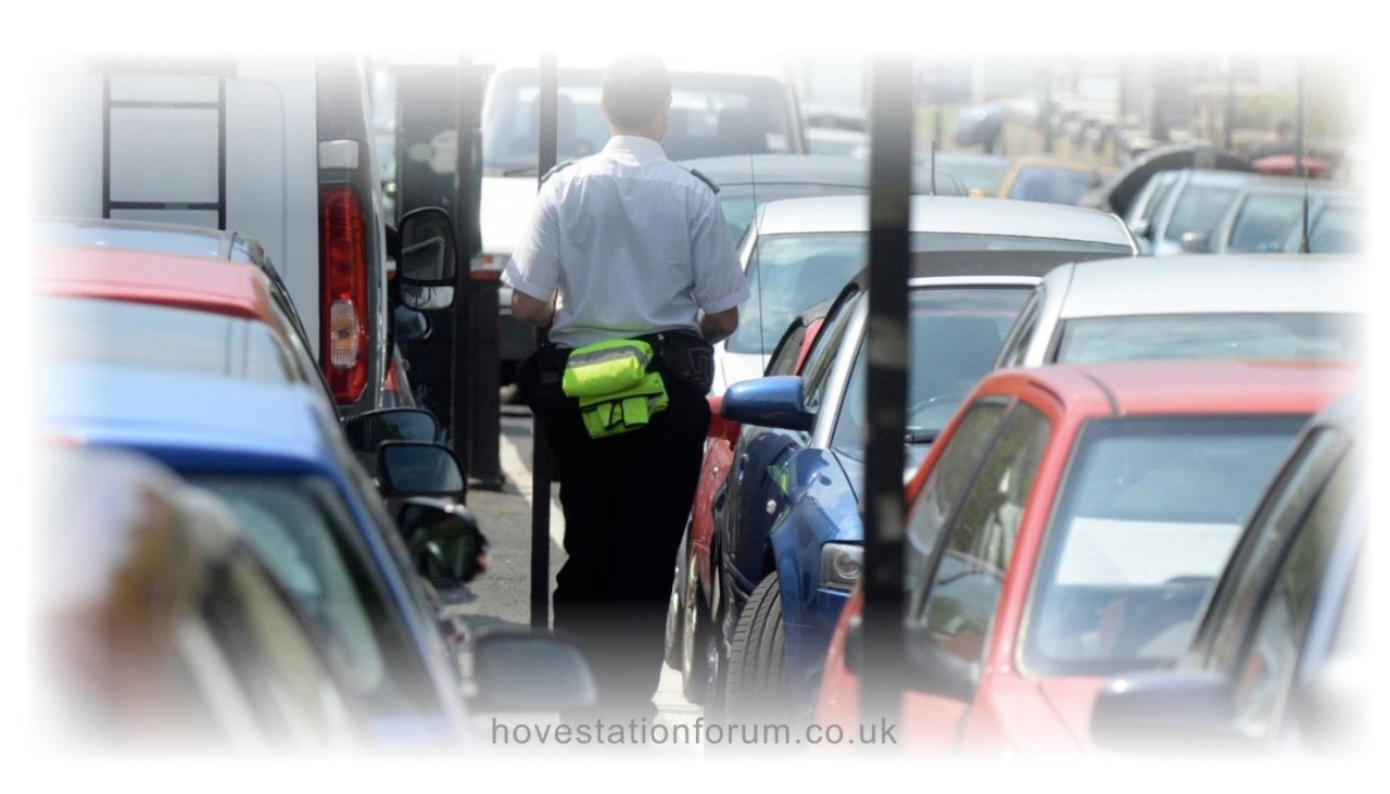 hove parking problems congestion issues