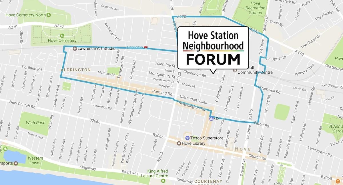 Hove Station Neighbourhood Forum Hove Station Neighbourhood Plan