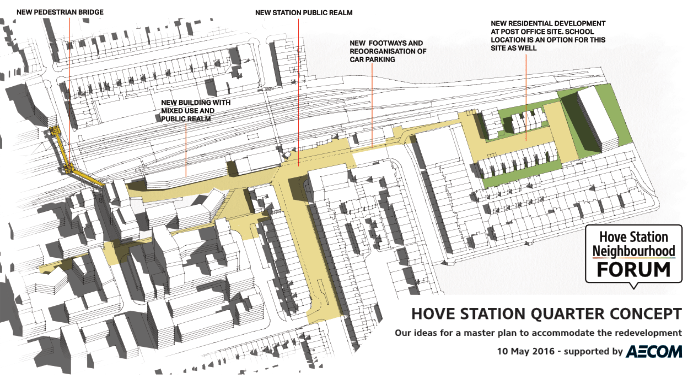 Hove-Station-Quarter-Concept-Plan