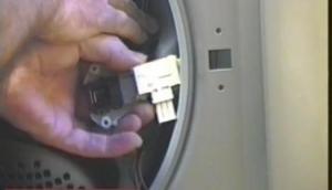 Washing machine door locked: how to repair, replace and