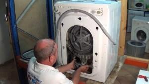 samsung washing machine  remove the motor from the machine (640x360)