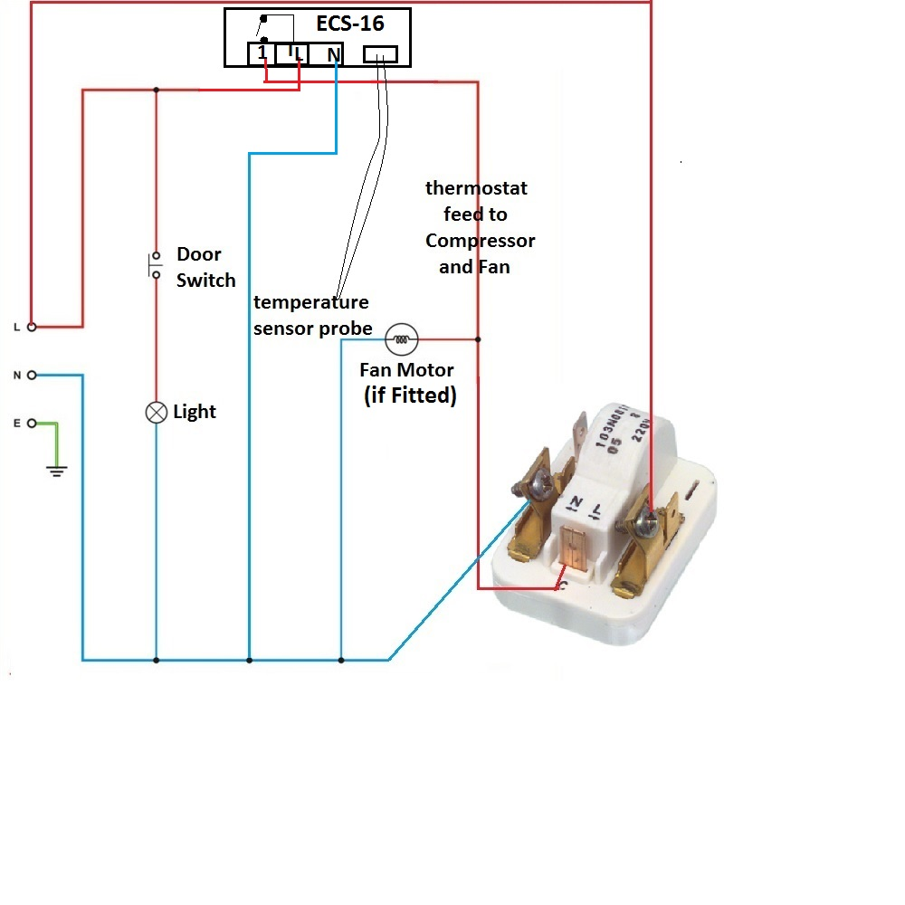 wiring diagram for refrigerator thermostat free download wiring rh xwiaw us kic fridge thermostat wiring diagram beko fridge thermostat wiring diagram