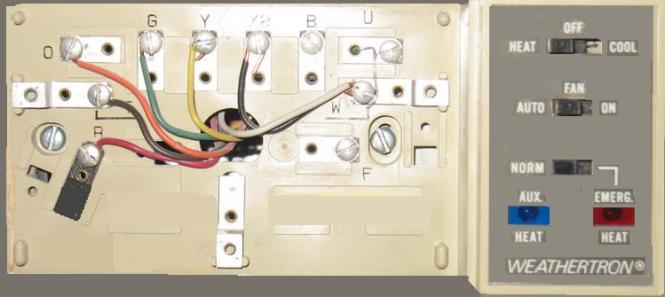 american standard heat pump thermostat wiring diagram wiring diagram how wire a white rodgers room thermostat