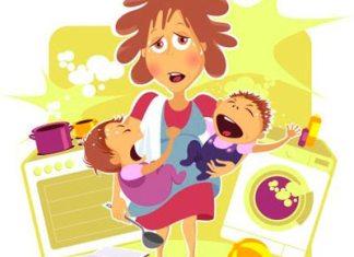 первый месяц жизни после рождения ребенка