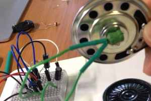 Metal Detector using 555 Timer Circuit