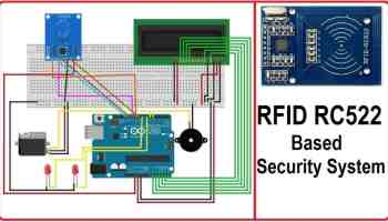 RFID RC522 Based Attendance System Using Arduino with Data