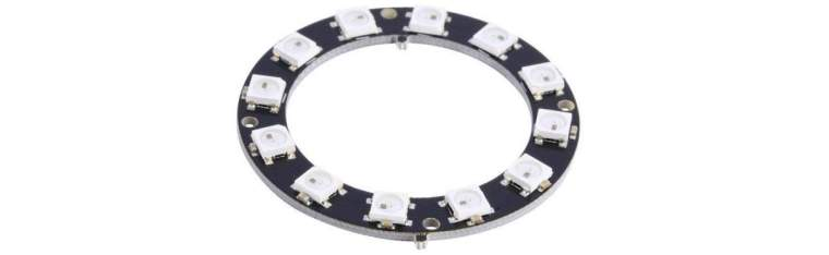 NeoPixel LED Strip WS2812B with Arduino