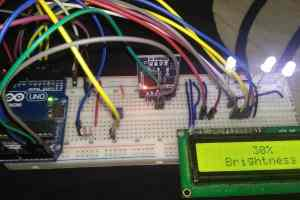 RTC Based Street Light Control Using Arduino & LDR