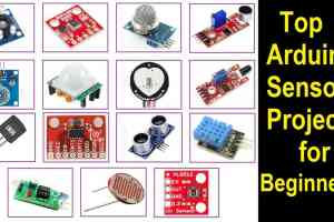 Arduino Projects: Latest DIY innovative Projects for Engineering
